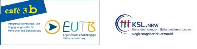 Logo Cafe3b, EUTB & KSL